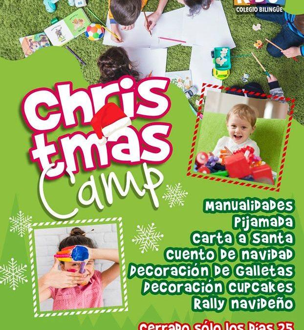 Campamento Navideño Little Kids.