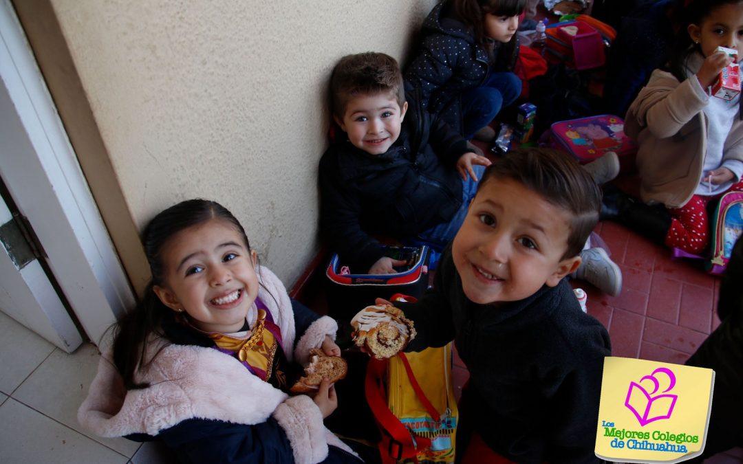 Centro Infantil Bilingüe. Día de la Amistad