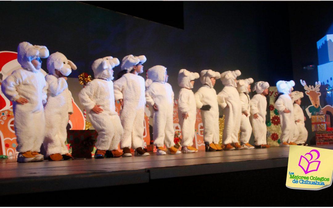 Colegio Bilingüe LITTLE KIDS. Festival Navideño