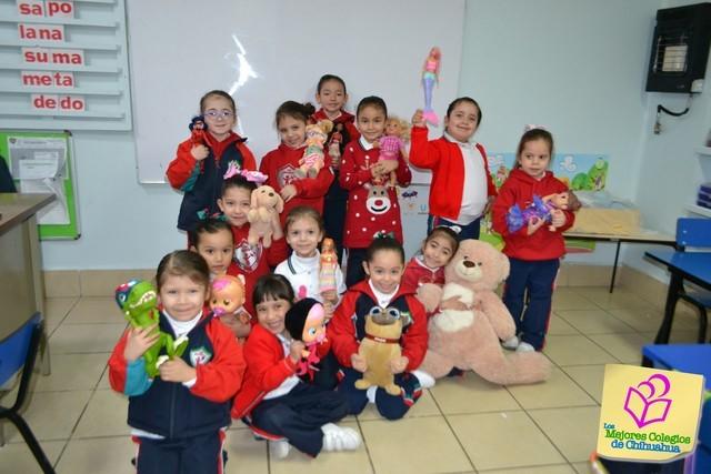 Día del juguete. Centro Educativo MI MUNDO