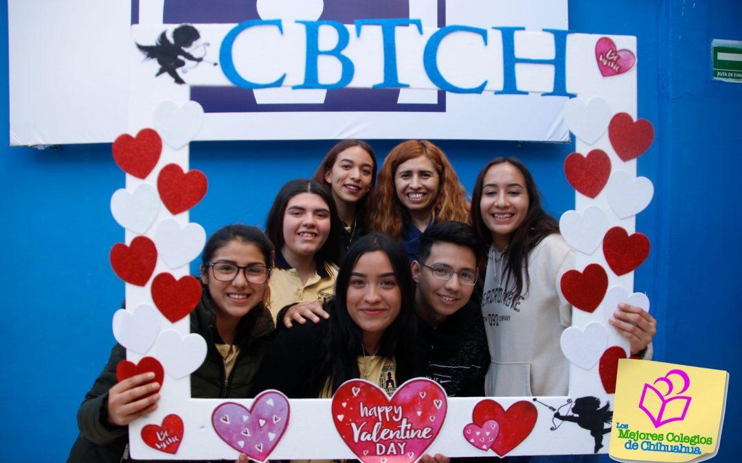 EDAP/CBTCH. Festejo del día del amor y la amistad.