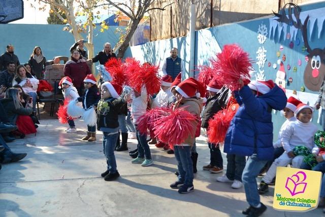 Festival Navideño Gpos. 2o. Centro Infantil Bilingüe