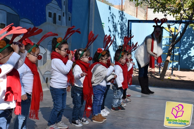 Festival Maternal de Centro Infantil Bilingüe