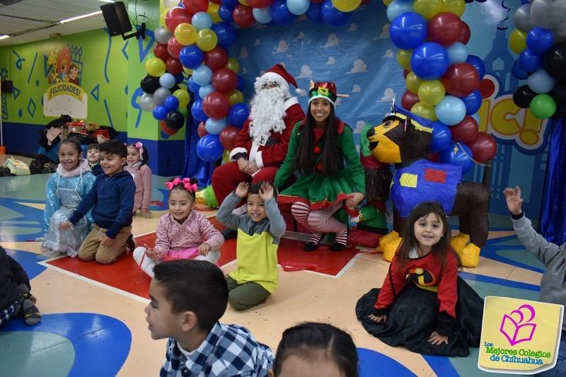 Posada Navideña Colegio Bilingüe Little Kids.