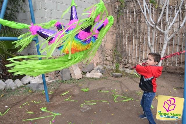 Posada Navideña. Maternal y Jardín de Niños ARCOIRIS