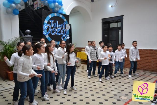 Colegio DOZAL Bilingüe. Talentos Dozal