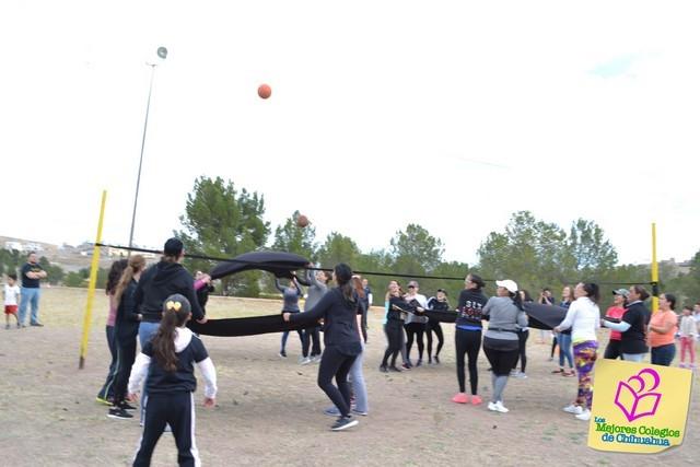 Dia de la Familia. Colegio DOZAL Bilingüe