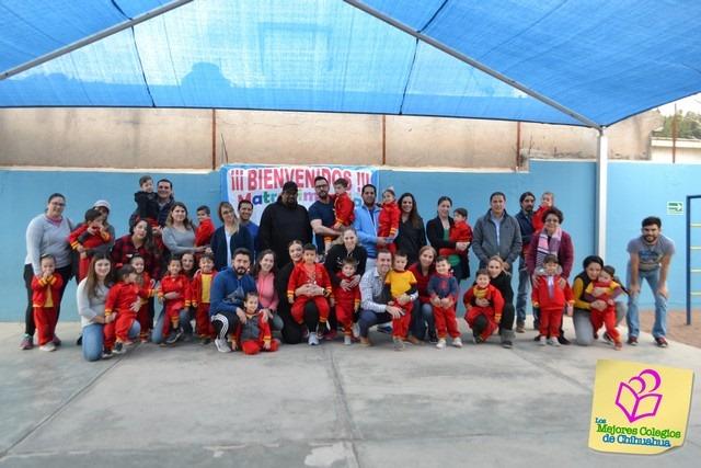 Matrogimnasia Gpo 1o A Centro Infantil Bilingüe