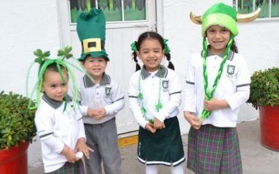 San Patrick's Day Colegio RUDYARD KIPLING