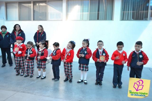 Spelling bee y fútbol preescolar Centro Educativo MI MUNDO